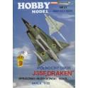 "J-35 F ""Draken"" ""Północny smok"""