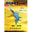 """MiG-25 PD """"Foxbat"""""""