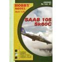 SAAB 105 Sk60C