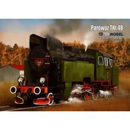 Parowóz TKt 48