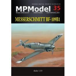 Messerschmitt Bf-109 B1