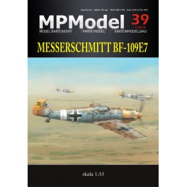 Messerschmitt Bf-109 E7