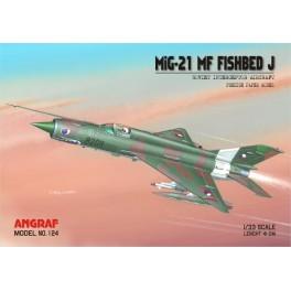 MiG-21 MF Fishbed J