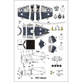 Dodatkowe samoloty do USS TICONDEROGA - Hellcat