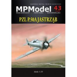 PZL P.50A Jastrząb