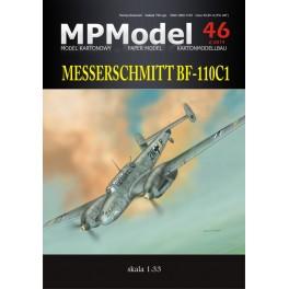 Messerschmitt Bf-110C1