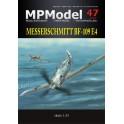 Messerschmitt Bf-109 E4 Bitwa o Anglię