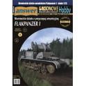 Flakpanzer I z przyczepką amunicyjną