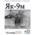Jak-9M (YG 22)