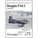 Douglas F3d-2 Skyknigh - wersja morska (YG 73)