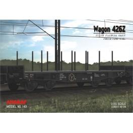 Wagon węglarka 401 Z