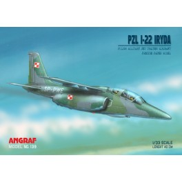 PZL I-22 Iryda M93K