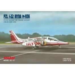PZL I-22 Iryda SP-PWD
