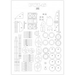 PWS-15 - szkielet