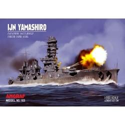 Battleship IJN Yamashiro