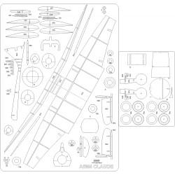 A5M4 Claude - szkielet