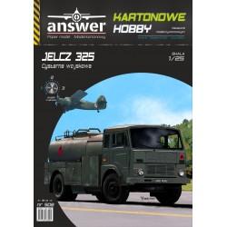 Jelcz 325 tank truck