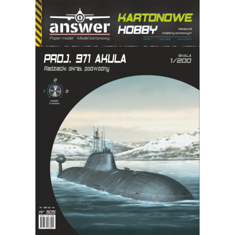Projekt 971 Akula