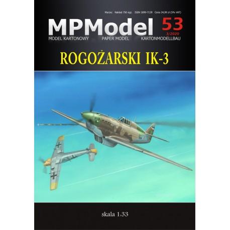 Rogozarski IK-3