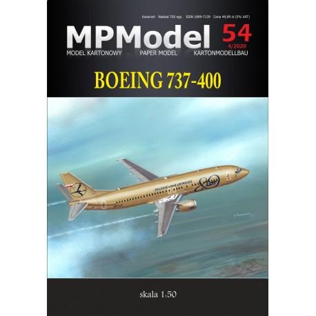Boeing 737-400 PLL LOT