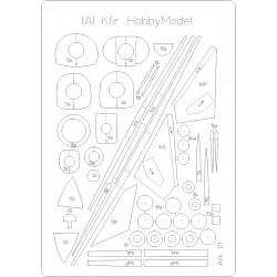 Kfir - szkielet HM