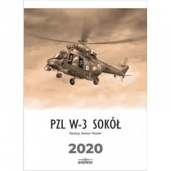 Calendar 2020 PZL W-3 Sokół