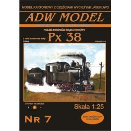 Parowoz Px 38