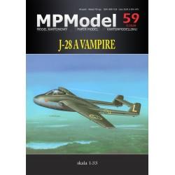 J-28A Vampire