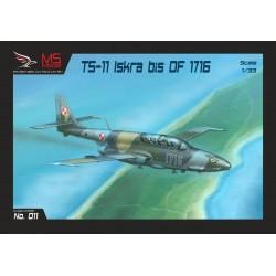 TS-11 Iskra bis DF 1716