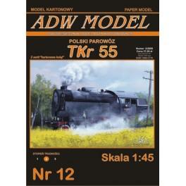 Parowoz TKr 55