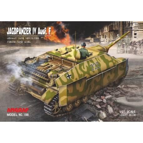 Jagdpanzer IV Ausf. F