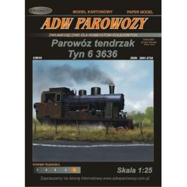 Parowoz Tr 203