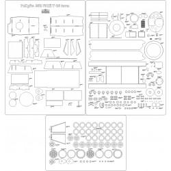 Pz.Kpfw. 35R 731(F) - laser cut frames and details