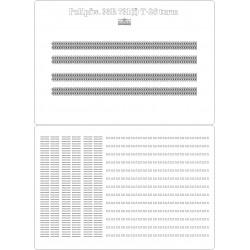 Pz.Kpfw. 35R 731(f) - laser cut tracks