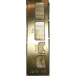 Fottrawione osłony chłodnic JAK-7B