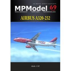 Airbus A320-232 Wizz Air