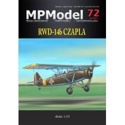 RWD-14b Czapla Rumunia