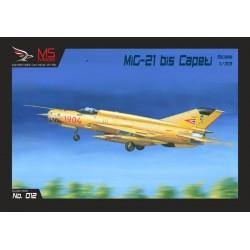 MiG-21 bis Capeti