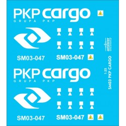 SM03 PKP Cargo - decals