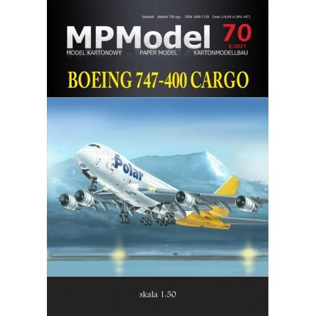 Boeing 747-400 Cargo DHL
