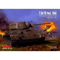 T-34/76 1942 UZTM Turret