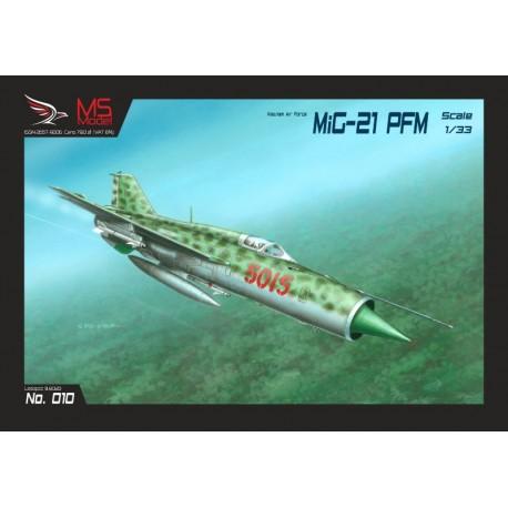 MiG-21 PFM Vietnam Air Force