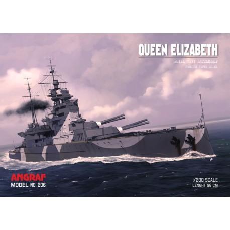 Pancernik HMS Queen Elizabeth