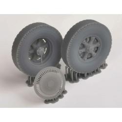 Jelcz 014 LUX - wheel set