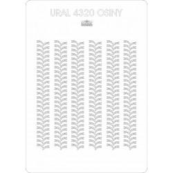 Ural 4320 Osiny - treads