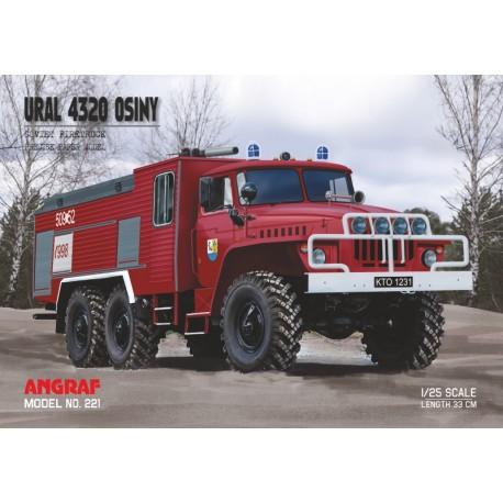 Ural 4320 Osiny
