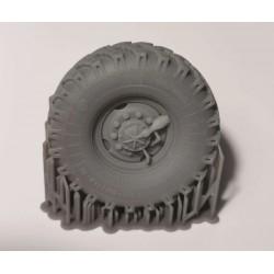 Wheels Ural 4320 Osiny