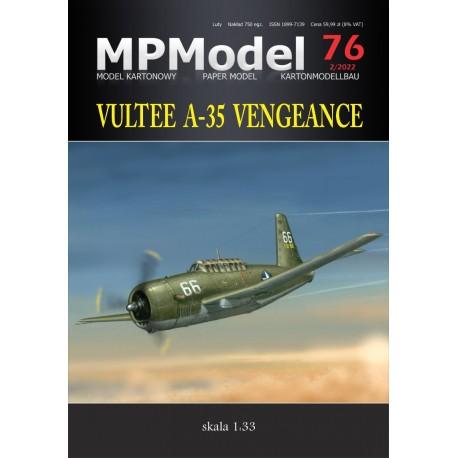 Vultee A-35 Vengeance