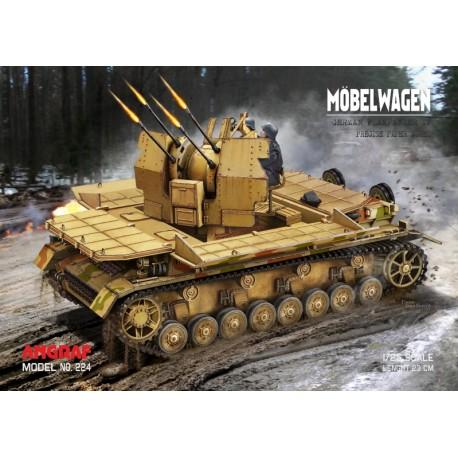Flakpanzer IV Mobelwagen