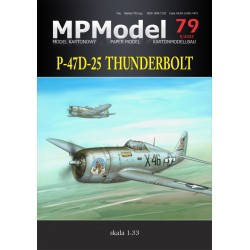 P-47D-23 Thunderbolt